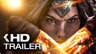WONDER WOMAN Trailer 2 German Deutsch (2017)