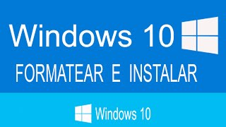 Como Formatear una PC e Instalar Windows 10 En Español [Bien Explicado] (2018)