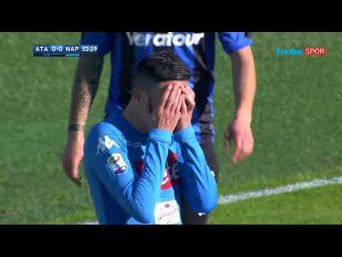 Serie A 21. Hafta | Atalanta 0 - 1 Napoli Maç Özeti