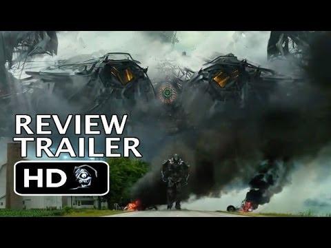 Review Trailer  Transformers 4: La Era de la Extinción  - Español