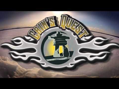STV 2015 Show 1 Cain's Quest. Race introduction.