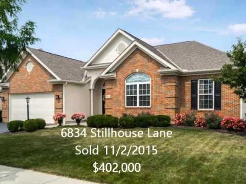 Post Preserve Dublin OH 43016 Home Sales