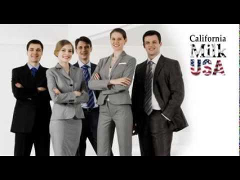 California Milk USA A Brand You Can Trust