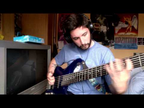 Primus-Jerry was a racecar driver bass cover
