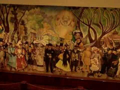 Diego rivera and famous mexican painters for Diego rivera famous mural
