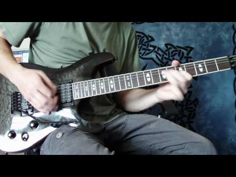 This is a cover of Michael Jackson's Dirty Diana. Another amazing rock track from the King of Pop. Its picked out by ear, so I don't have the tabs for it. The Dean is in D standard tuning (D,G,C,F,...