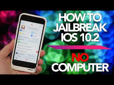 How to Jailbreak iOS 10.2 Without a Computer After Jailbreak Expires