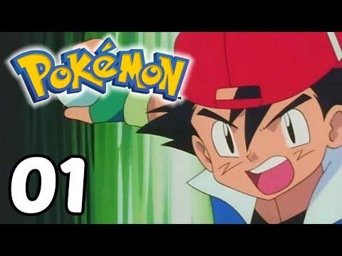 Pokémon Ash Gray #01 - Un Départ Avec Azelma ! video