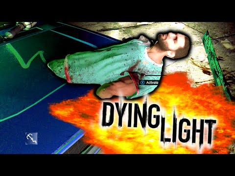 HOTDOG STYLE | Dying Light Funny Moments Poster Challanges