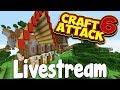 Für Stadt Rot CraftAttack 6 LIVE mp3