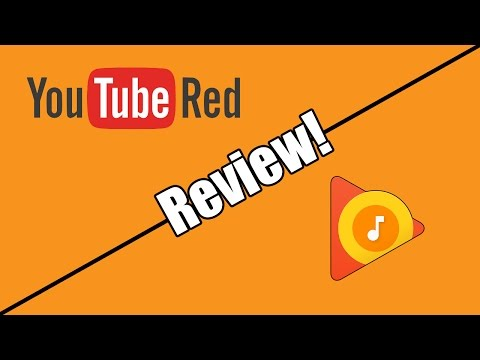 YouTube Red & Google Play Music - Mario's Review!