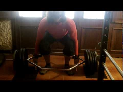 Trap Bar Deadlift 160 kg Image 1