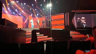 Safura Elite Hetty sarlene Riot Fourteen konsert akhir gegar vaganza 5 2018