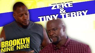 Best of Zeke and Tiny Terry | Brooklyn Nine-Nine