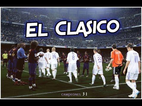World Greatest Football Derby | Real Madrid vs FC Barcelona | El Clasico Promo | HD