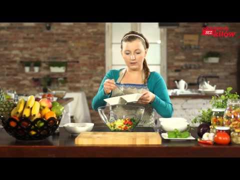 Pomysł Na Sałatkę Z Mozzarellą - Odchudzanie Bez Kitów! Tylko Zdrowe Przepisy!