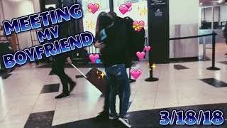 Download Lagu Meeting My Boyfriend For The First Time | Zach & Sarah ♡ Gratis STAFABAND