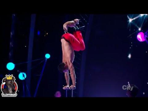 America's Got Talent  Christian Stoinev & Scooby