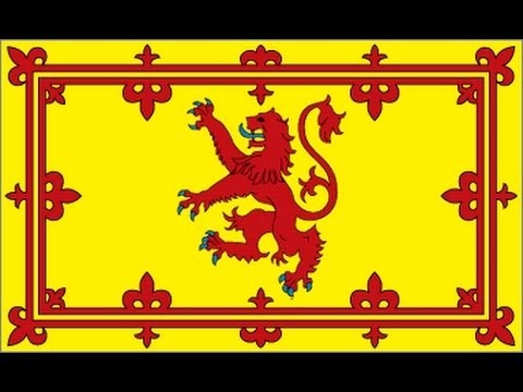 FLOWER OF SCOTLAND - ( Bagpipes ) - Lone Piper.