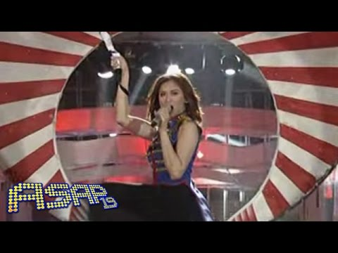 Sarah Geronimo Sings 'get The Party Started' On Asap video