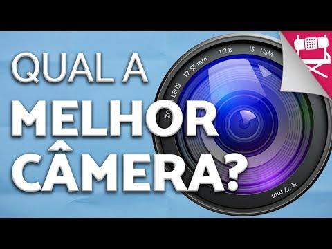 Qual a melhor câmera para fazer vídeos pro YouTube? thumbnail