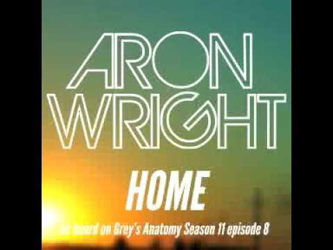 Grey's Anatomy Music Season 11 Episode 8 Aron Wright home video