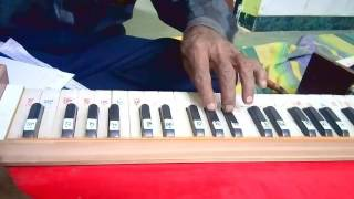 Hindi songs on Harmonium
