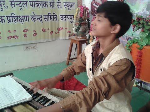 Raag Bhinn Shadaj - Solo Harmonium by Master Nishad