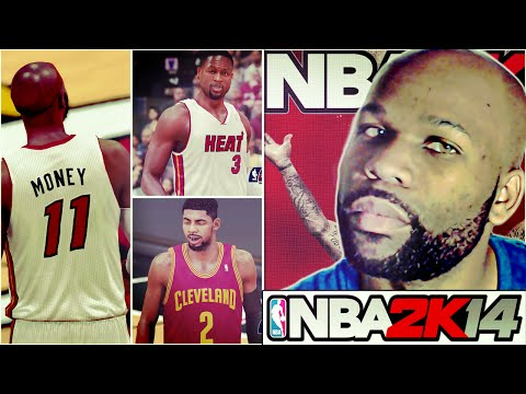 NBA 2K14 My Career PS4 - Another Full Court Buzzer Beater WTF!