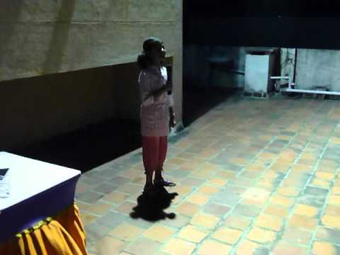 Samyukta singing socha Hai from rock on