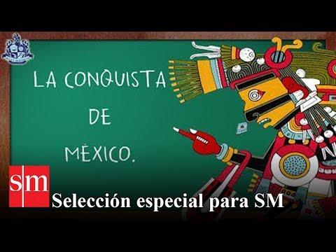 La conquista de México - Dante Salazar - Bully Magnets
