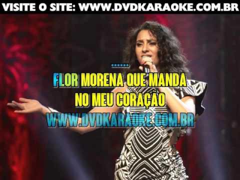 Aline Calixto   Flor Morena
