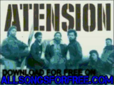 atension - Love Is All You Need - D.O.A. Def On Arrival