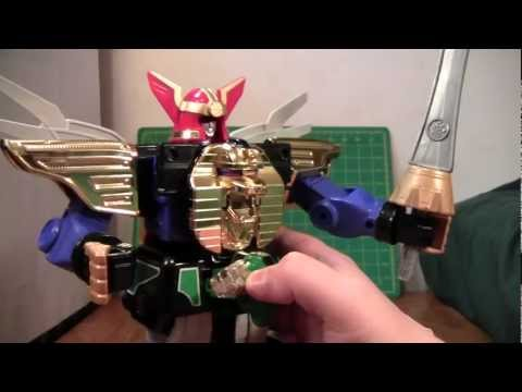 Power Rangers Zeo Megazord Review