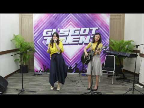Download Lagi Syantik - Acoustic Cover by Angie and Claire Mp4 baru