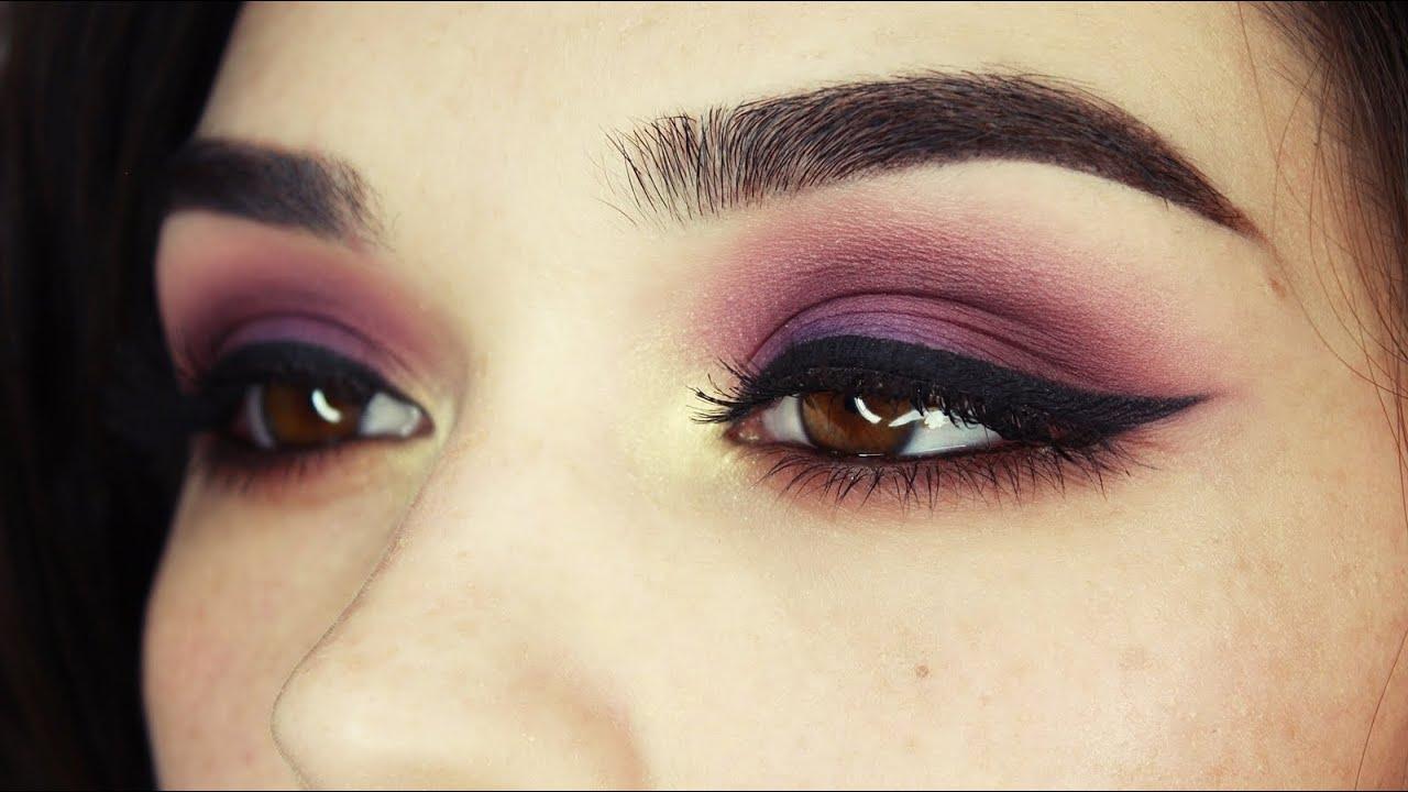 5 Consejos de maquillaje para ojos marrones
