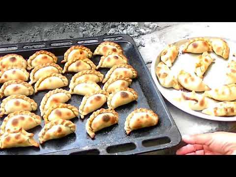 Como Hacer Empanadas de Pollo Masa y Relleno Receta