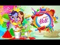 Happy holi wishes 2018 | Whatsapp Video Message | Holi Greetings | Ecard