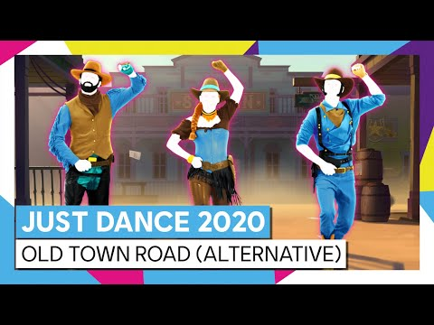 OLD TOWN ROAD (ALTERNATIVE) - LIL NAS X FT. BILLY RAY CYRUS | JUST DANCE 2020 [OFFICIAL]
