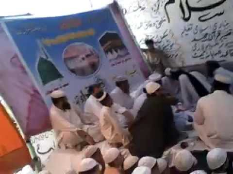 Ahsanullah Farooqi In  Kharachi By Qari Sultan Shah Sarhadi.3gp video