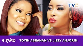 What Happened Between Toyin Abraham And Lizzy Anjorin