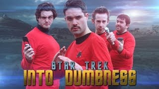 Star Trek Into Dumbness (Parody)