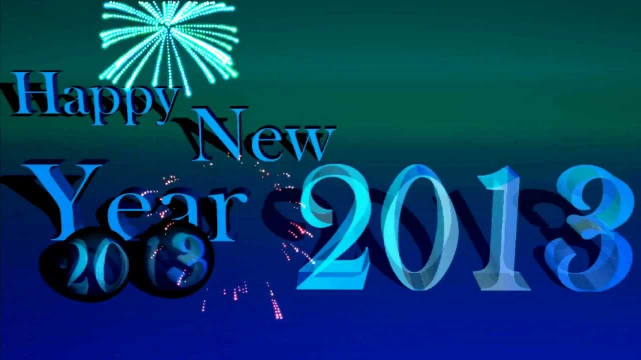 New year greeting cards 2013 youtube 464633 pacte contre hulotfo m4hsunfo