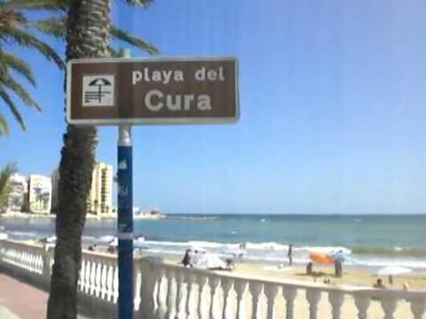 Torrevieja - Playa del Cura