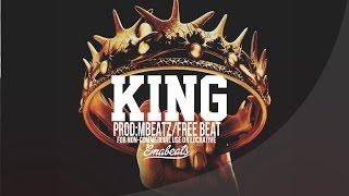 King Instrumental Hard Trap Hip Hop Prod Mbeatz