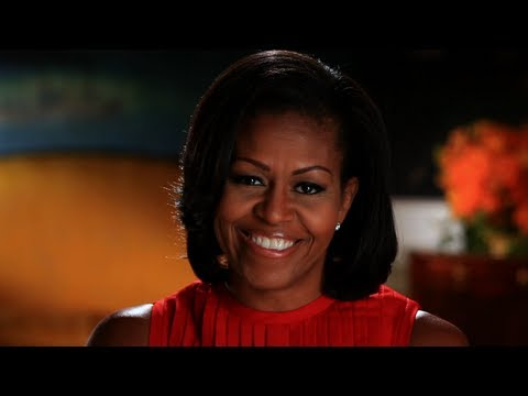 First Lady Michelle Obama Answers Your Twitter Questions