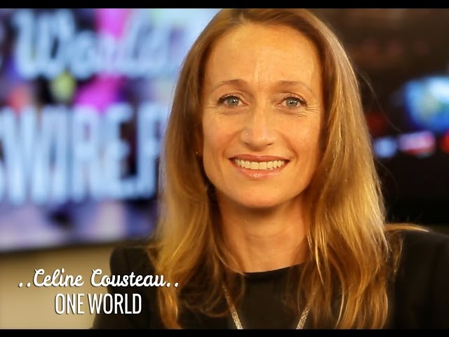 One World: Celine Cousteau & Deepak Chopra
