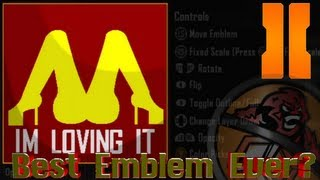 Best Black Ops 2 Emblem Ever? (Easy Tutorial)