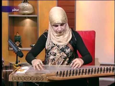 حوار موسيقي بين القانون والناي وزوج وزوجة Alhurra Music Videos