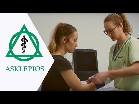 Ich bin dabei: Medizinische Fachangestellte in der Orthopädischen Hochschulambulanz (m/w)  Asklepios